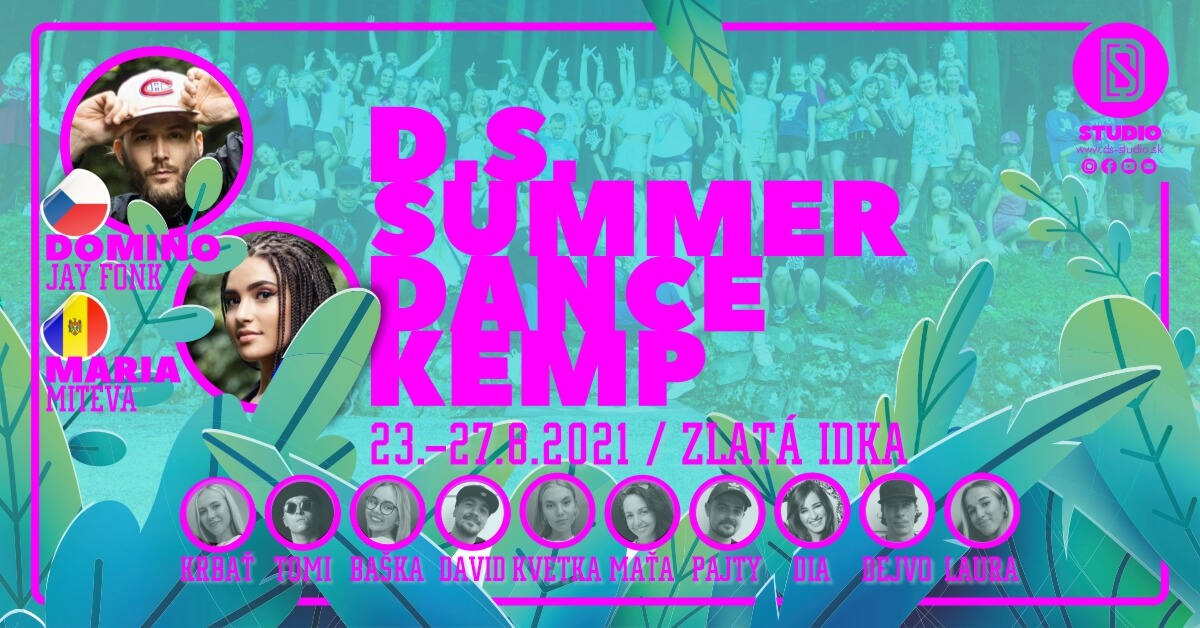 D.S. Summer Dance Kemp 2021